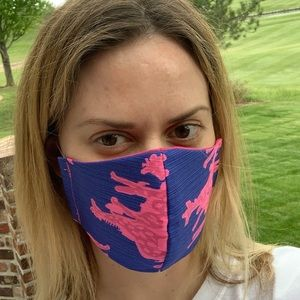 Accessories - Lilly Pulitzer Washable Face Mask